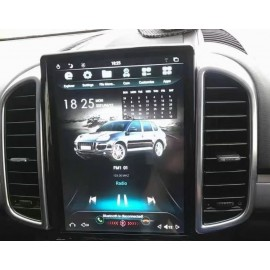 Cartablet Navigatore Porsche Cayenne 2011-2016 10 pollici Android