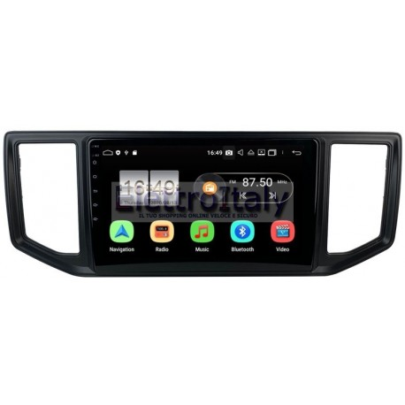 Cartablet Navigatore Volkswagen Crafter 10 Pollici Android 10