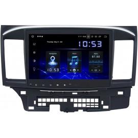 Cartablet Navigatore Mitsubishi Lancer 2008 10 Pollici Android