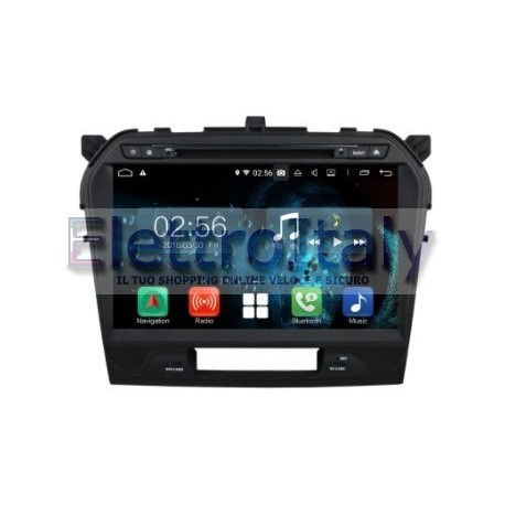 Cartablet Navigatore Suzuki Vitara Android