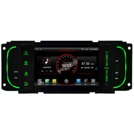 Autoradio Navigatore JEEP- DODGE CHRYSLER Android 10 Multimediale
