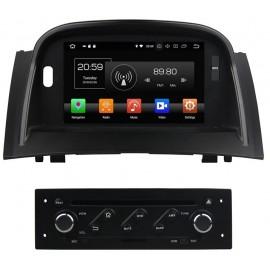 Navigatore Renault Megane 2 Android 10