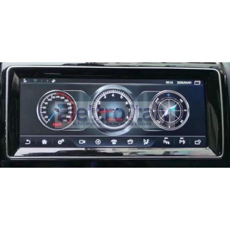 Navigatore Android Jaguar XE Multimediale 10 pollici