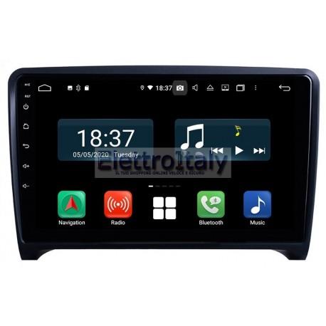 Cartablet Navigatore Audi TT Multimediale Android 10 DAB