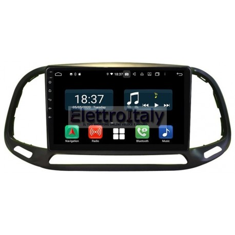 Cartablet Navigatore Fiat Doblo Multimediale Android
