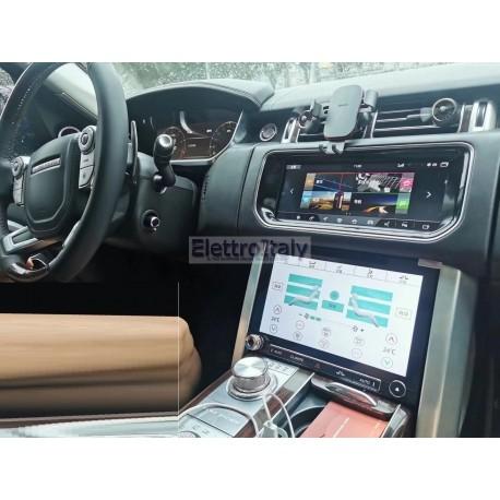 Monitor climatizzatore Land Rover Vogue 8 pollici