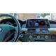Cartablet Navigatore Android BMW CCC Serie 5 E60 Serie 3 E90 E92 E91 10 pollici Multimediale