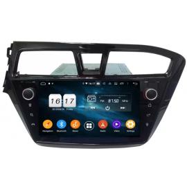 Navigatore Hyundai I20 8 pollici Android DAB