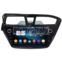 Navigatore Hyundai I20 9 pollici Android DAB 2017