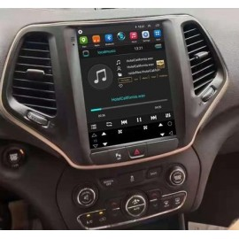 Cartablet Navigatore Jeep Gran Cherokee 10,4 pollici TESLA Android