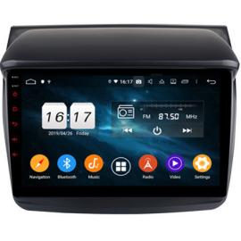 Navigatore Mitsubishi L200 2007-2014 9 Pollici Octacore 4Gb Android 10 WiFi