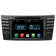 Navigatore Mercedes Classe E W211 W43 CLS W219 Android 10