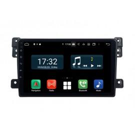 Cartablet Navigatore Suzuki Vitara Android 9 pollici