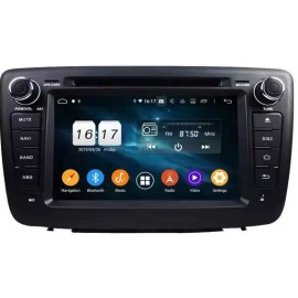 Navigatore Suzuki Baleno Android 10 7 pollici