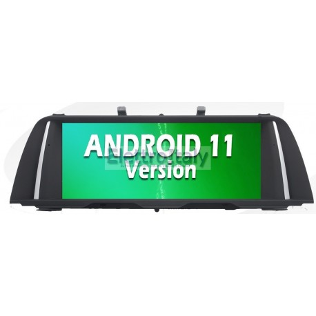Navigatore BMW Serie 5 NBT 10 pollici Android 11 Multimedia
