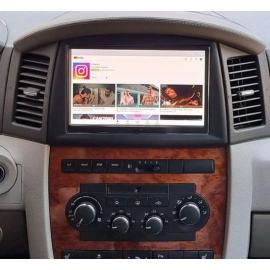 Navigatore Jeep Gran Cherokee 300C 9 pollici Android 10