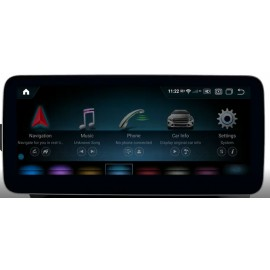 Cartablet Navigatore 12 pollici Mercedes Classe A CLA GLA CLS NTG 4x Android DSP