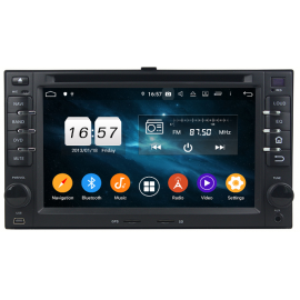 Cartablet Navigatore Kia Cerato Sportage Ceed Rio Soul Android DAB