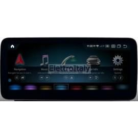 Cartablet Navigatore 12 pollici Mercedes Classe C GLC NTG 5x Android DSP