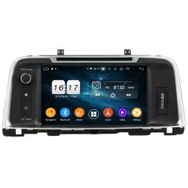 Cartablet Navigatore Kia Optima Android DAB