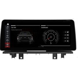 Navigatore BMW nuova X1 F48 12 pollici Android GPS Multimediale