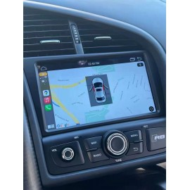 Navigatore Android GPS Audi R8 Multimediale
