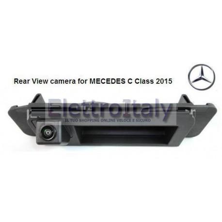 Telecamera maniglia baule Mercedes nuova Classe C MOD.9815