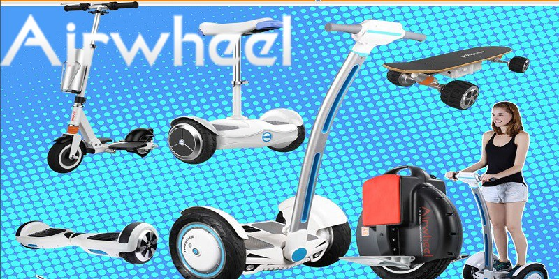 Airwheel sport